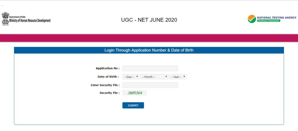How to Download UGC NET Admit Card 2020?